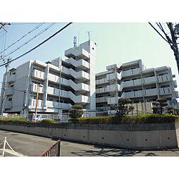 大阪府枚方市香里園桜木町の賃貸マンションの外観