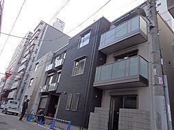 大阪府大阪市東成区大今里南1丁目の賃貸アパートの外観