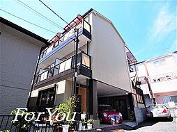 兵庫県神戸市灘区岩屋北町1丁目の賃貸マンションの外観