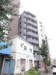 東京都北区赤羽1の賃貸マンションの外観