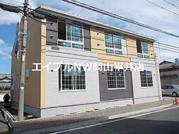 JR山陽本線 高島駅 徒歩6分の賃貸アパート