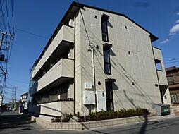 アコード・パル[2階]の外観