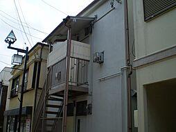 斉藤五アパート[102号室]の外観