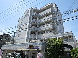 大阪府東大阪市上小阪2丁目の賃貸マンションの外観