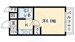 今出川駅 3.5万円