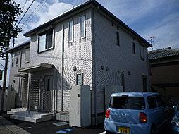 サンガーデン江島B棟[1階]の外観