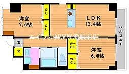 北長瀬駅 8.4万円