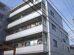 東京都府中市宮町3丁目の賃貸マンションの外観