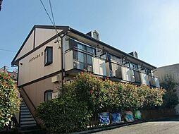 メイプルハウスB棟[2階]の外観