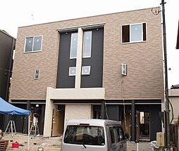 千葉県流山市加1丁目の賃貸アパートの外観