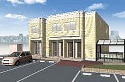 仮)蘇原寺島町M様新築アパートII[2階]の外観