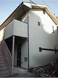 東京都荒川区荒川4丁目の賃貸アパートの外観