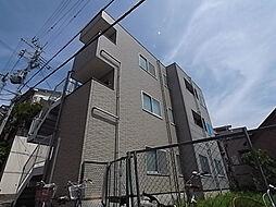 兵庫県神戸市長田区五位ノ池町3丁目の賃貸マンションの外観