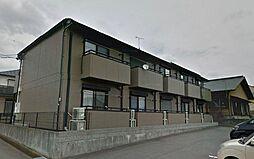 静岡県沼津市駿河台の賃貸アパートの外観