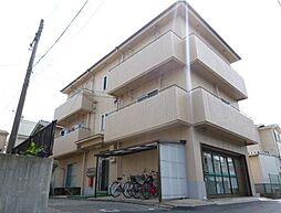 大阪府高槻市唐崎中3丁目の賃貸マンションの外観
