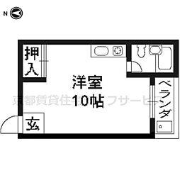 YMマンション[301号室]の間取り