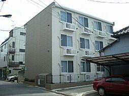 東京都足立区中川3丁目の賃貸マンションの外観