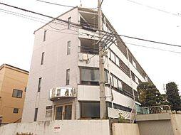 サンハイツ与野[4階]の外観