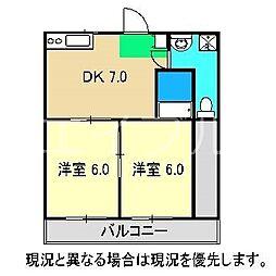 10'POINT[2階]の間取り