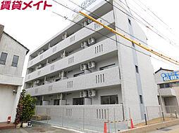 近鉄名古屋線 江戸橋駅 徒歩5分の賃貸マンション