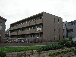 柳本北館[203号室]の外観