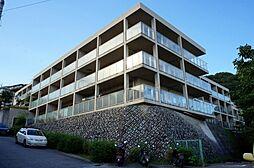 兵庫県宝塚市宝松苑の賃貸マンションの外観