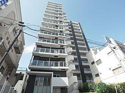 パークキューブ北松戸[11階]の外観