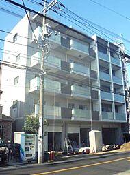 東京都三鷹市上連雀6丁目の賃貸マンションの外観