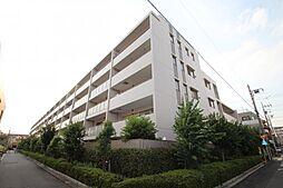 ライオンズステージ武蔵新城[321号室]の外観