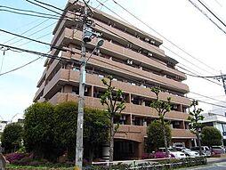東京都板橋区小豆沢1丁目の賃貸マンションの外観