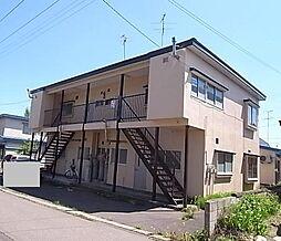 八幸荘[01号室]の外観