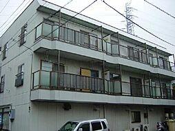 富田マンション[202号室]の外観