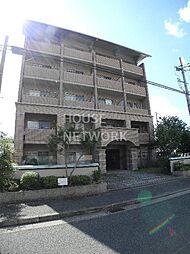 京都府京都市上京区上御霊馬場町の賃貸マンションの外観