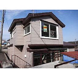 [一戸建] 北海道室蘭市知利別町2丁目 の賃貸【/】の外観