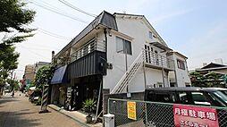 大阪府高石市綾園1丁目の賃貸アパートの外観