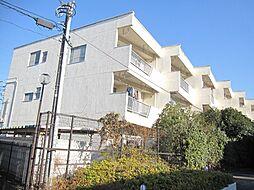 アメニティコウヤマ第3ガーデン[2階]の外観