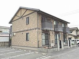 岡山県倉敷市水島西寿町丁目なしの賃貸アパートの外観