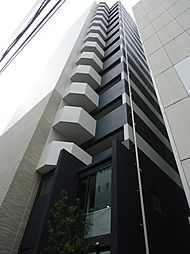 大阪府大阪市中央区農人橋2丁目の賃貸マンションの外観