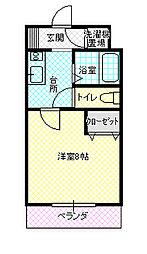 新井駅 3.4万円