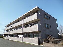 東京都東大和市清水5丁目の賃貸マンションの外観