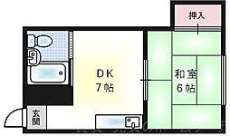 尚和マンション[3階]の間取り