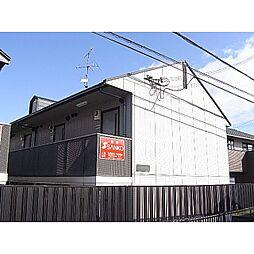 奈良県橿原市久米町の賃貸アパートの外観