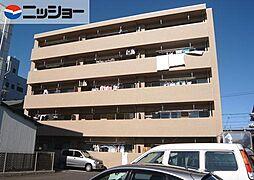 ドミール[2階]の外観