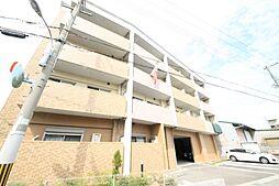 兵庫県明石市大道町2丁目の賃貸アパートの外観