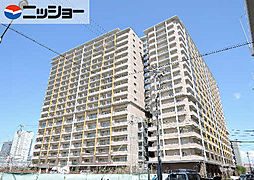 ロイヤルパークスERささしま(西棟)[18階]の外観