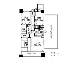 クレッセント武蔵新城III