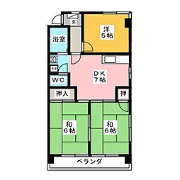 三河豊田駅 5.8万円