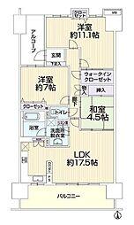 東京ユニオンガーデンファーストコートA棟