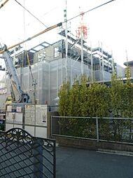愛知県名古屋市熱田区花町の賃貸アパートの外観