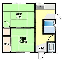 四郷駅 2.0万円